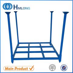 HML6060 Foldable لاستیک فلزی انبار انباشته رک