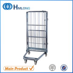 BY-08 Insulated collapsible mesh steel roll container