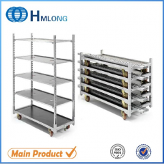 FT-1 welding mesh metal cart show rack danish