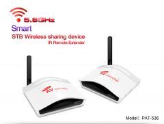 PAT-536 Wireless AV Sender/Audio Video Transmitter