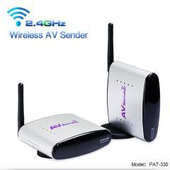 PAT-330 Wireless AV Sender/Audio Video Transmitter