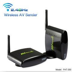 PAT-350 Wireless AV Sender/Audio Video Transmitter