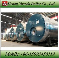 Industrial Gas fired steam boiler