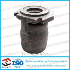 Steel castings, cast iron