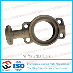 Manufacturing foundry pig iron, grey iron