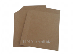 Paper slip sheet in packaging paper space savings