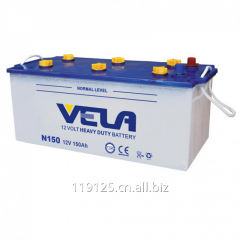 Valve regulated lead acid battery dry charged