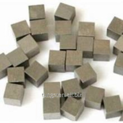 Tungsten Alloy Cubes for Military Defense