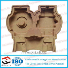 Steel castings, fittings