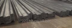 Trench sheet piles/tablestaca de zanja