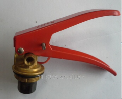 M30 x 1.5 brass fire extinguisher valve