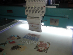 Embroidery machine Tai Sang Embro Excellence Model