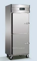 2 Doors Refrigerator