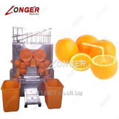 Оборудование для выжимать апельсиновый сок