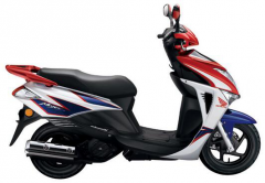 Scooter Motorcycle MOJET (SDH125T-28)