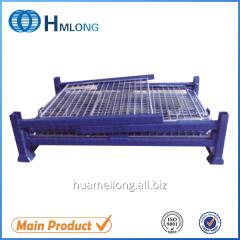 BEM Industrial durable storage steel pallet container