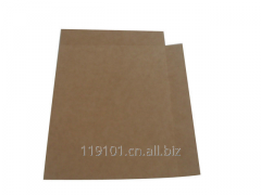 2016 Hot Sale Cardboard Paper Sheet Used in