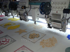 Embroidery machine Tai Sang Embro  904+04