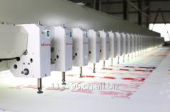 Embroidery machine Tai Sang Embro  431 model