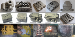 Cast iron castings with vermicular fromDengfeng