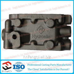 Castings of cast iron   All kinds of castings from