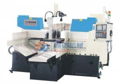 CNC Twin headed milling machine
