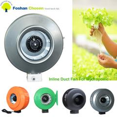 Greenhouse Hydroponic Circular Inline Duct Fan