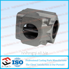 Gray iron castings from Dengfeng Feng Qi