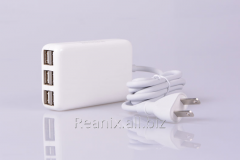 USB charger 6 socket  4A