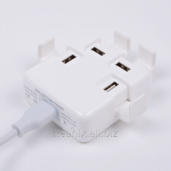 USB charger 4 socket   OFS-011