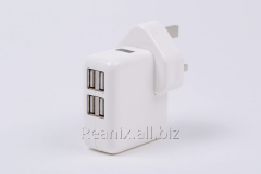 Travel charger 4-port OFS-130