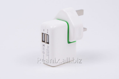 Travel charger dual-port OFS-177