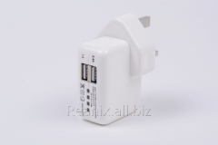Travel charger dual-port OFS-159