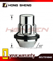 Wheel stainless steel nut