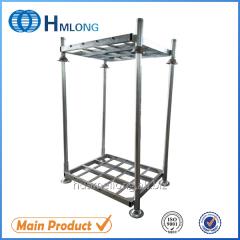 M-1 Medium duty galvanized stackable warehouse storage steel racks