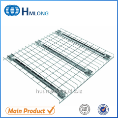 F channel With cut metal grid mesh us wire decking