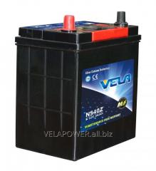 Lead acid battery 12v 36ah VELA NS40Z