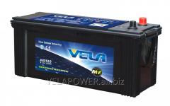 Lead acid battery 12v 110ah VELA NS120