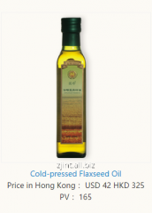 Sell Cold-pressed Flaxseed Oil