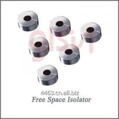 Free Space Isolator