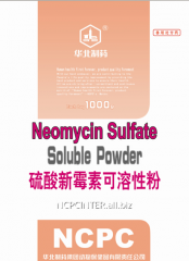 20% neomycin sulfate soluble powder