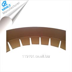 Recyle kraft annular corner edge protector
