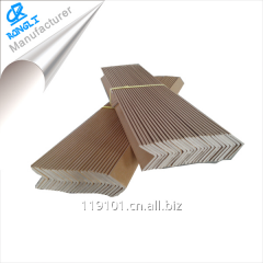 RONGLI China manufacturer Kraft Brown Paper Angle Edge Protector