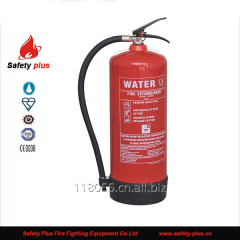 EN3 Approved 9L Water Fire Extinguisher