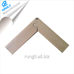 RONGLI china manufacture high quality recycle paper angle board