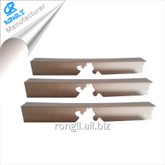 Easy operation paper angle board corner protector
