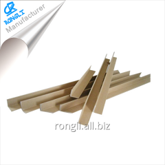 RONGLI cheap reusable kraft paper angle board