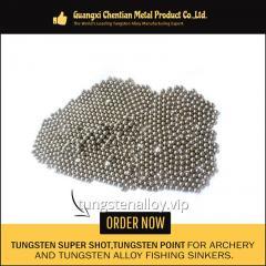 Tungsten Alloy Submarine Counterweight