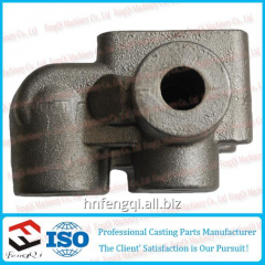 Solenoid valve hydraulic valve castings from Feng