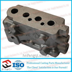 Battery Normally closed valve castings from Feng